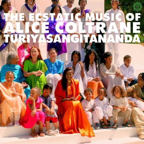 Alice Coltrane The Ecstatic Music Of Alice Coltrane Turiyasangitananda Luaka Bop 2xLP, Compilation Vinyl