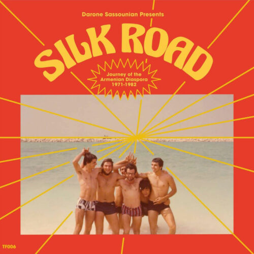 Various Silk Road: Journey Of The Armenian Diaspora 71-82 Terrestrial Funk LP Vinyl