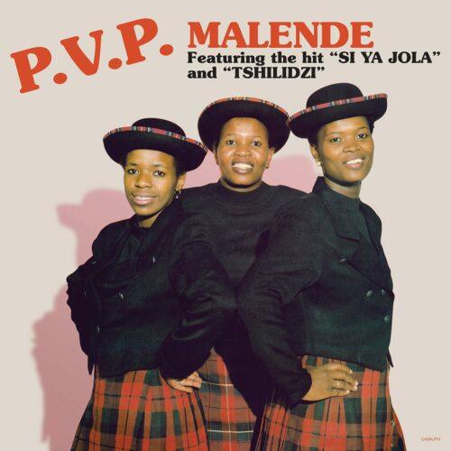 P.V.P. Malende La Casa Tropical 2x12 Vinyl