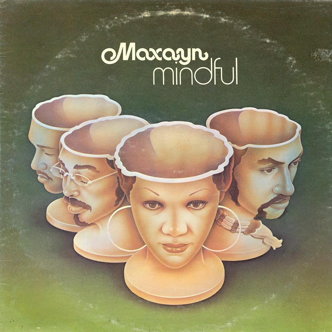 Maxayn Mindful Capricorn Records LP Vinyl