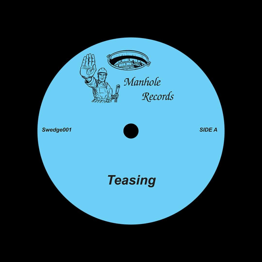 "Unknown Teasing / Chocolate (Edits) Swedge 12"", Reissue Vinyl"