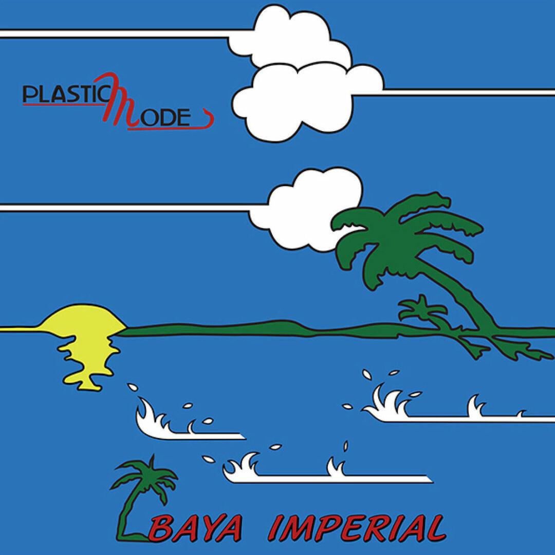 "Plastic Mode Baya Imperial Discoring Records 12"", Reissue Vinyl"