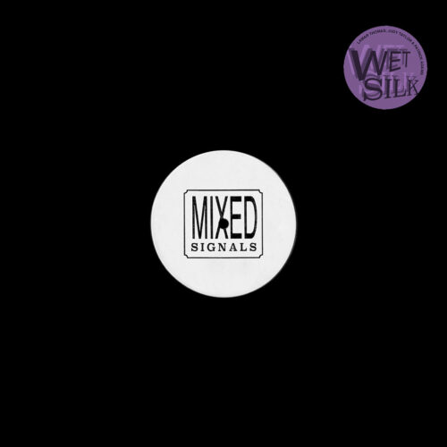 "Wet Silk Wet Silk EP Mixed Signals 12"" Vinyl"