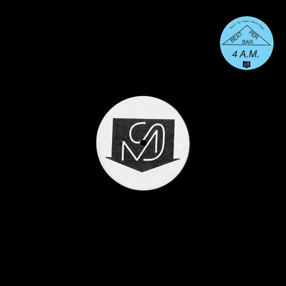 """4 AM, Beats Per Bar MS05 Mixed Signals 12"""", Repress Vinyl"""