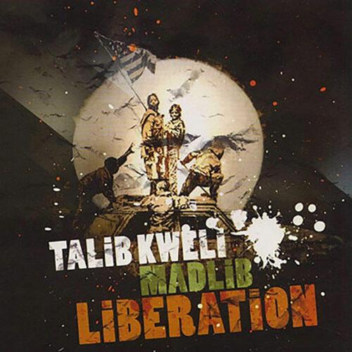 Madlib, Talib Kweli Liberation Blacksmith Music LP, Reissue, Repress Vinyl
