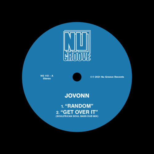 "Deetron, Jovonn NG113 Nu Groove Records 12"" Vinyl"