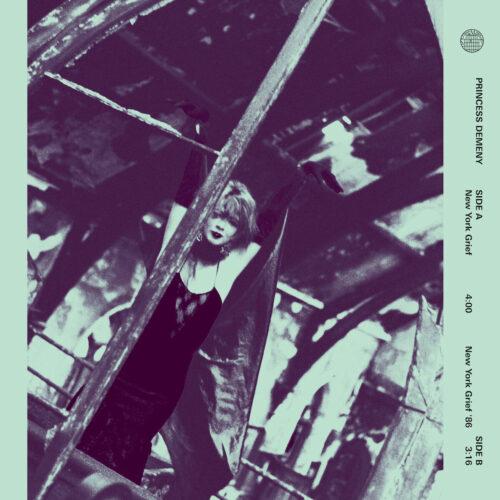 "Princess Demeny New York Grief Seance Centre 7"" Vinyl"