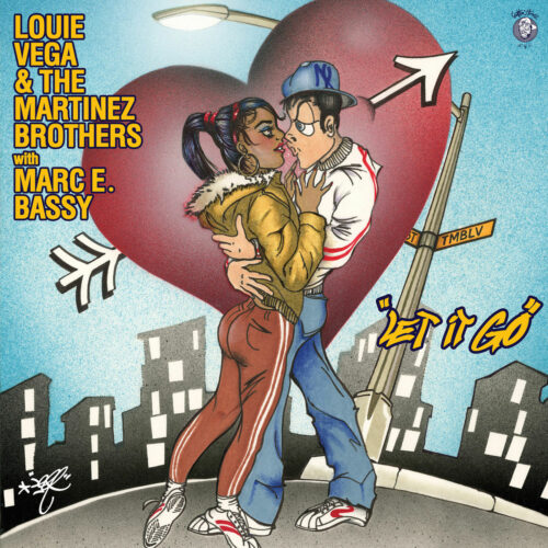 "Louie Vega, The Martinez Brothers Let It Go Defected, Vega Records 12"" Vinyl"