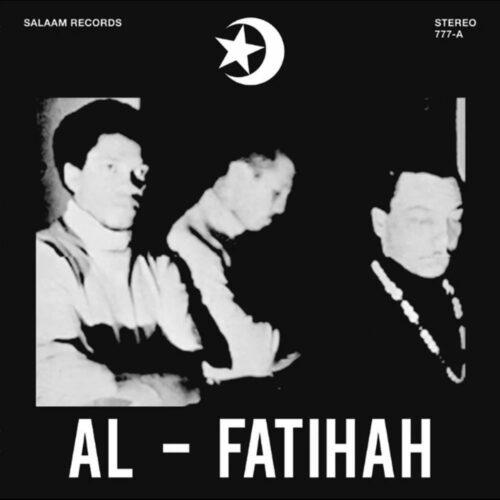 Black Unity Trio Al-Fatihah Gotta Groove Records LP, Reissue Vinyl