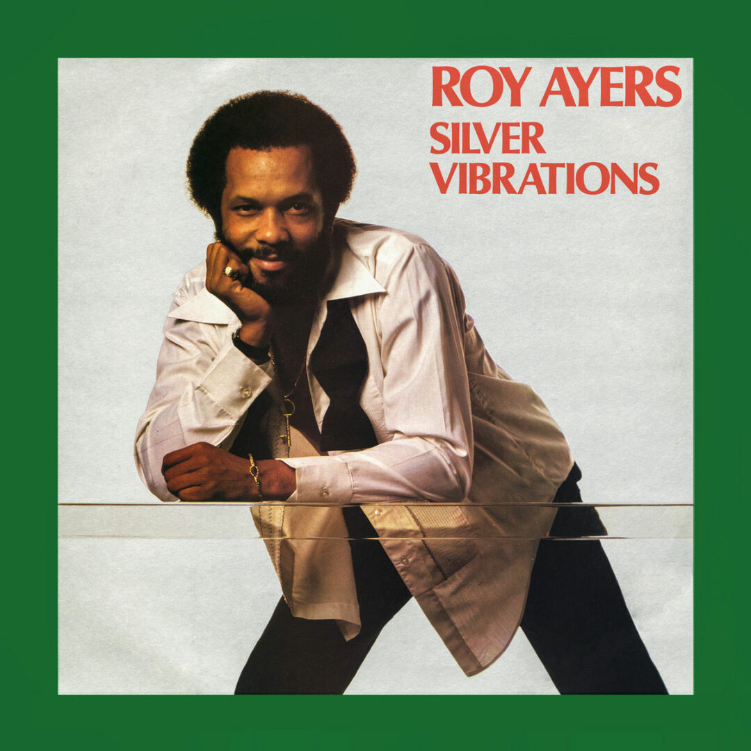 Roy Ayers Silver Vibrations Expansion LP, Reissue Vinyl