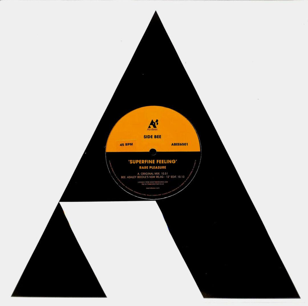 "Rare Pleasure Superfine Feeling A's & Bee's 12"", Reissue Vinyl"