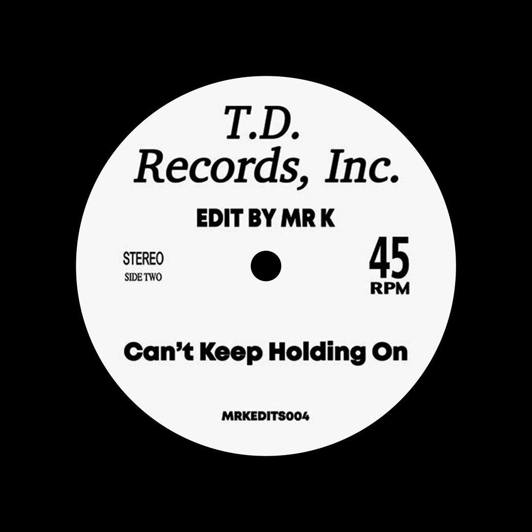"""Danny Krivit Mr K Edits, Vol. 4 Mr K Edits 12"""" Vinyl"""