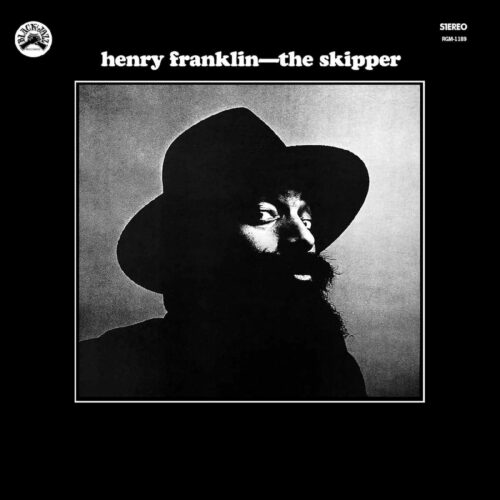Henry Franklin The Skipper Real Gone Music LP, Reissue Vinyl