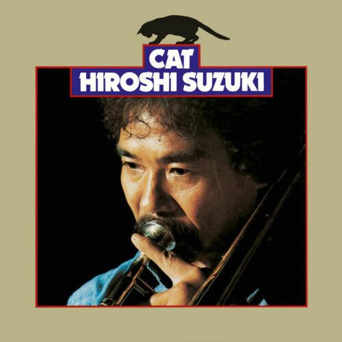 Hiroshi Suzuki Cat We Release Jazz LP, Reissue Vinyl