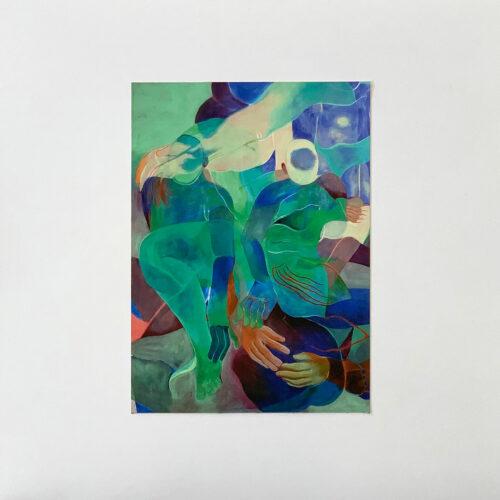 "Cinnaman Kingfisher Visible Spectrum 12"" Vinyl"