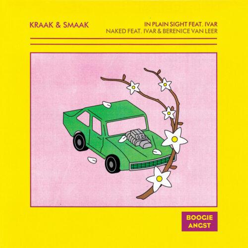 "Kraak & Smaak Naked / In Plain Sight Groovin Recordings 12"", Reissue Vinyl"