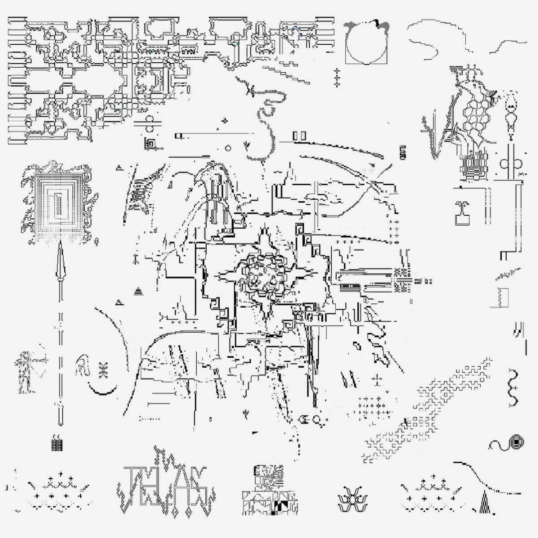 Nicolas Jaar Telas Mana, Other People 2xLP Vinyl