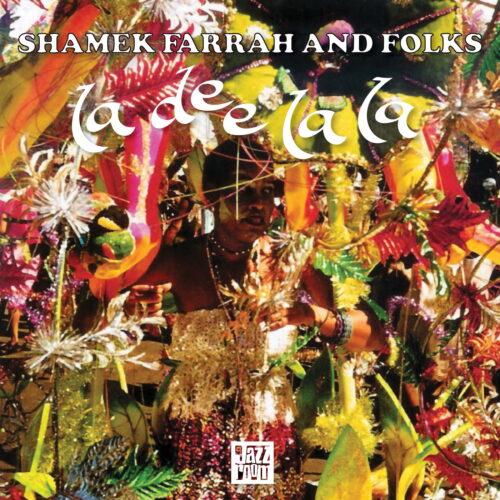 Shamek Farrah La Dee La La Jazz Room Records LP, Reissue Vinyl