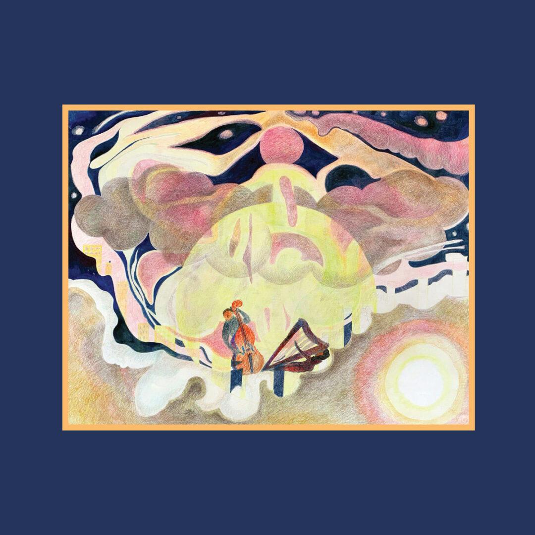 Brandee Younger, Dezron Douglas Force Majeure International Anthem Recording Company LP Vinyl