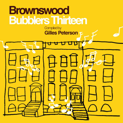 Various Brownswood Bubblers Thirteen Brownswood Recordings LP Vinyl