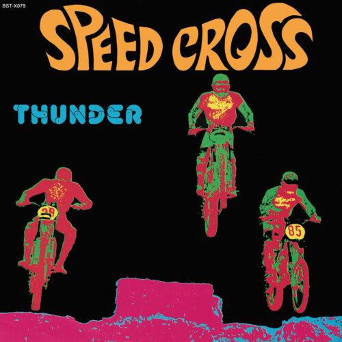 """Thunder Speed Cross Best Record 12"""", Reissue Vinyl"""