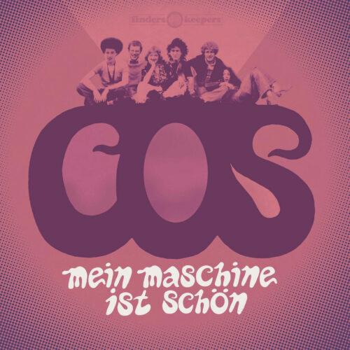 "Cos, Daniel Schell Mein Maschine Ist Schon / The FF Boom Finders Keepers Records 7"" Vinyl"