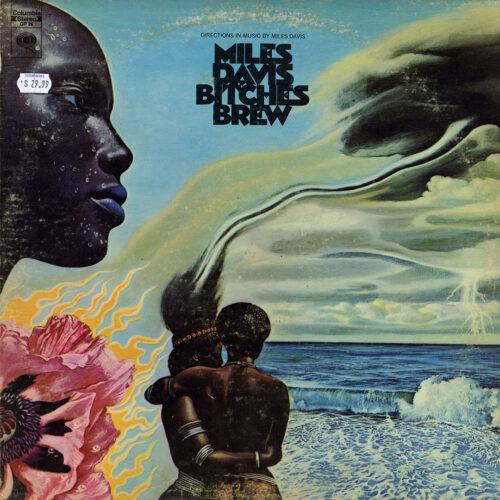 Miles Davis Bitches Brew Columbia 2xLP Vinyl