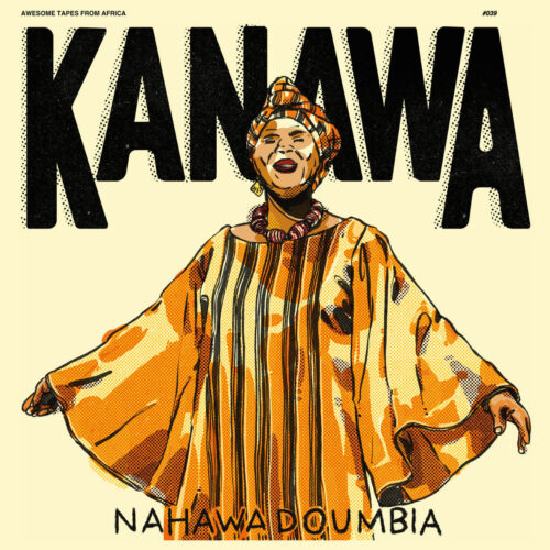 Nahawa Doumbia Kanawa Awesome Tapes From Africa LP Vinyl