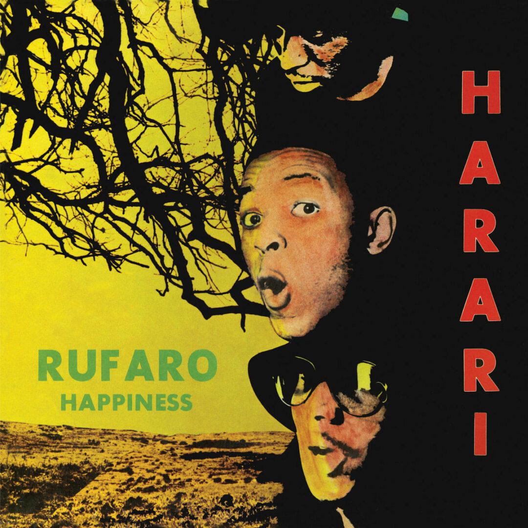 Harari Rufaro Happiness Matsuli Music LP, Reissue Vinyl
