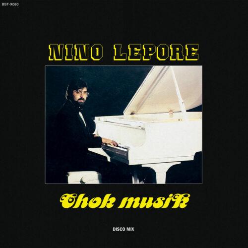 """Nino Lepore Chok Musik Best Record 12"""", Reissue Vinyl"""