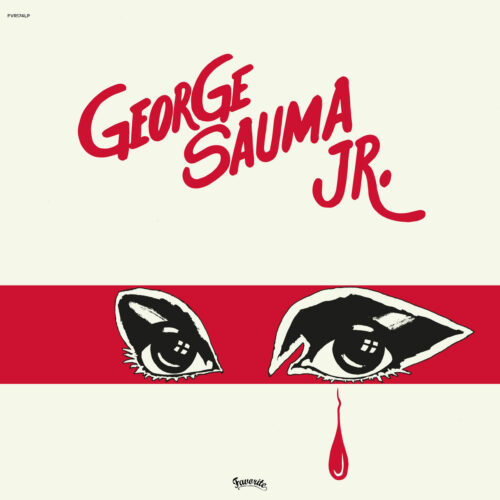 George Sauma Jr. George Sauma Jr. Favorite Recordings LP, Reissue Vinyl