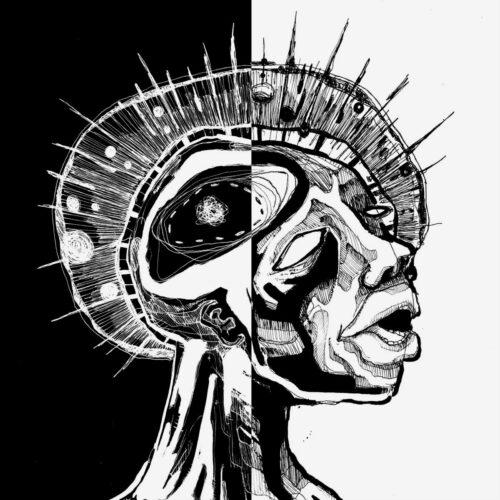 Black Noi$e Illusions Vanity Press 2x12 Vinyl