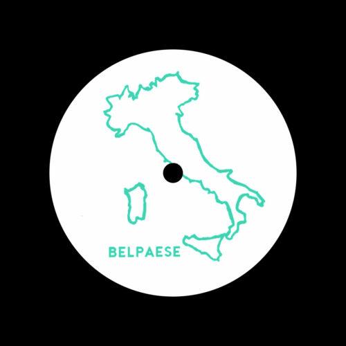 """Belpaese Belpaese 09 Belpaese Edits 12"""" Vinyl"""