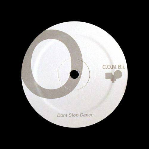 "Unknown Don't Stop Dance / Swamp Googie Crisco (O/P) C.O.M.B.I. 12"" Vinyl"