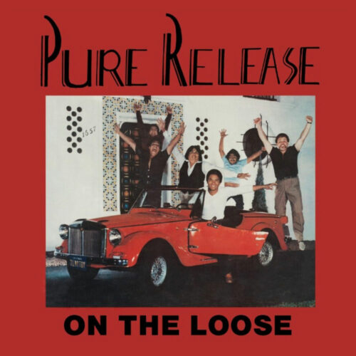 Pure Release On The Loose Tambourine Party LP, Reissue Vinyl