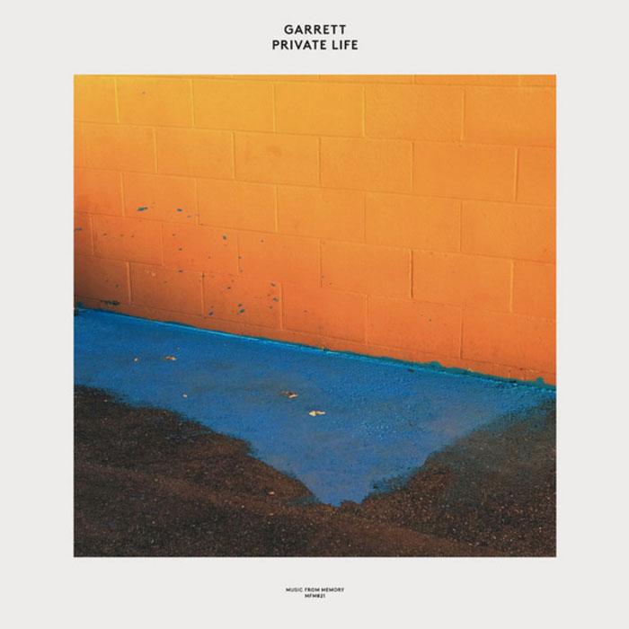 "Garrett Private Life Music From Memory 12"" Vinyl"