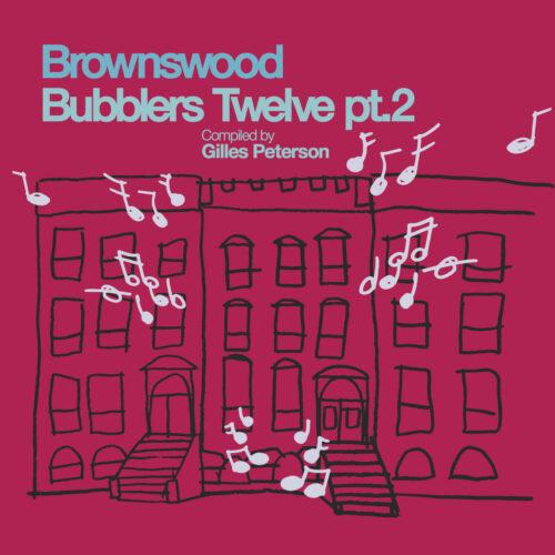 Various Brownswood Bubblers Twelve, Pt. 2 Brownswood Recordings LP Vinyl