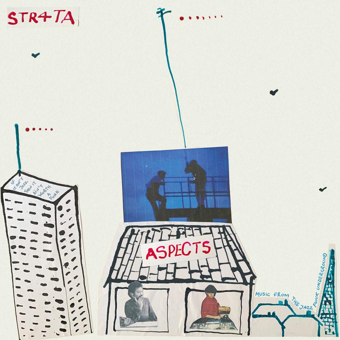 Str4ta Aspects Brownswood Recordings LP Vinyl