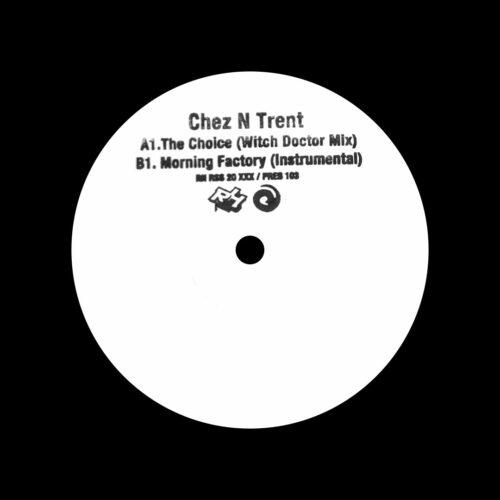 "Chez Damier, Ron Trent Prescription Underground EP Prescription, Rush Hour 12"", Reissue, Repress Vinyl"