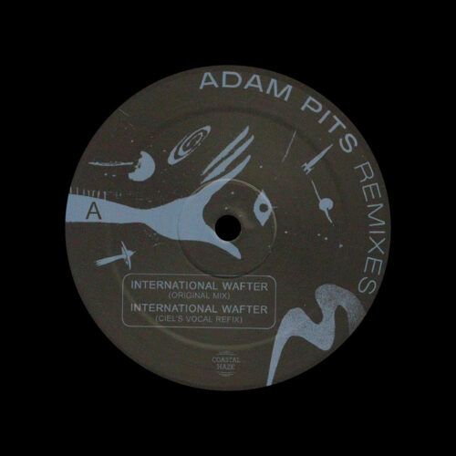"Adam Pits International Wafter (Remixes) Coastal Haze 12"" Vinyl"