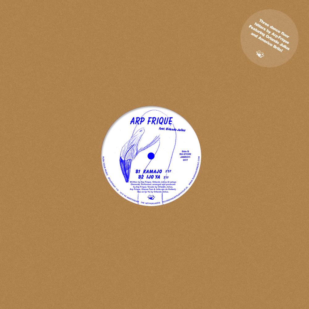"""Arp Frique Nos Magia Rush Hour 12"""" Vinyl"""