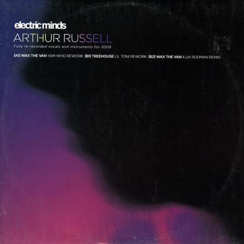 "Various Arthur Russell Interpretation 2009 Electric Minds 12"" Vinyl"
