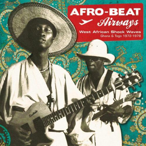 Various Afro-Beat Airways Analog Africa 2xLP, Compilation Vinyl
