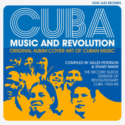 Various Cuba: Music And Revolution Soul Jazz Records 3xLP, Compilation Vinyl