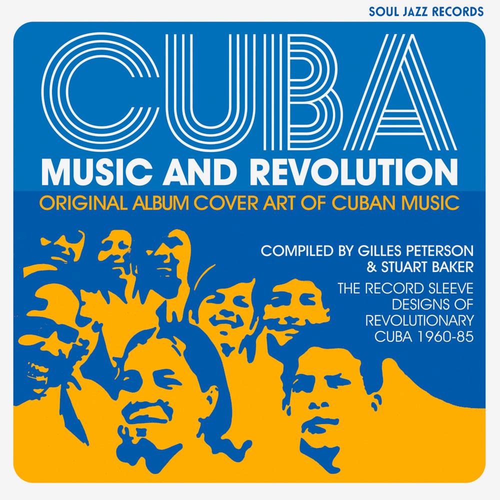 Various Cuba: Music And Revolution Soul Jazz Records 3xLP, Compilation Vinyl
