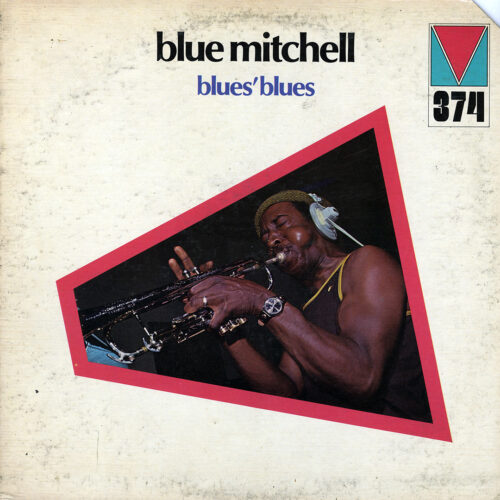 Blue Mitchell Blues' Blues Mainstream Records LP Vinyl