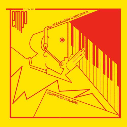 "Alexander Robotnick Computer Sourire Tempo Dischi 12"", Reissue Vinyl"