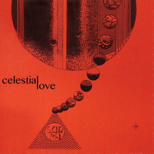 Sun Ra Celestial Love Modern Harmonic LP, Reissue Vinyl