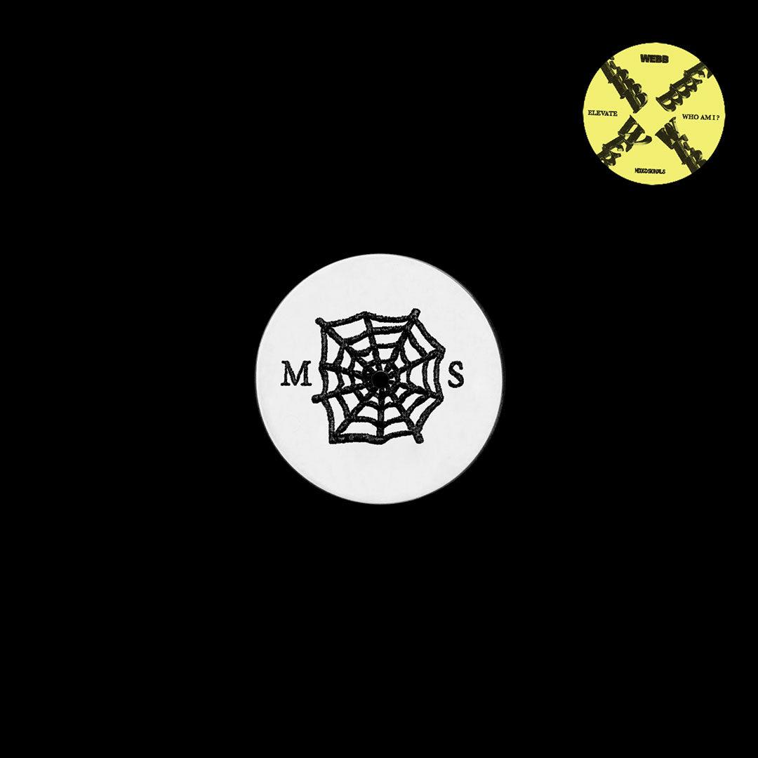 """Webb Elevate Mixed Signals 12"""", Repress Vinyl"""