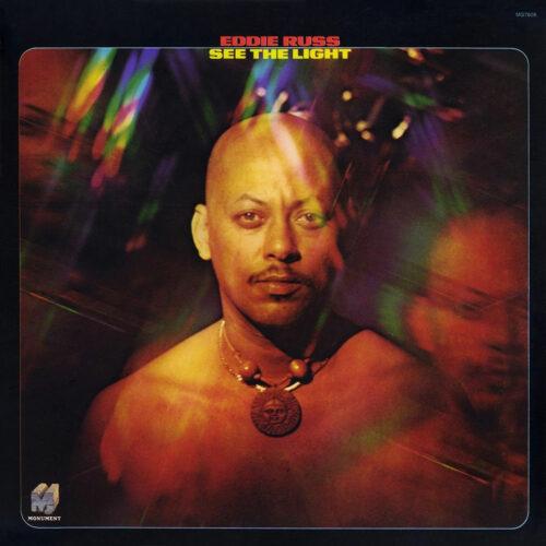 Eddie Russ See The Light Soul Brother Records LP, Reissue Vinyl